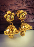 SIMPLE ANTIQUE JHUMKI