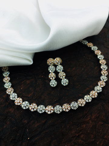 ELEGANCE DESIGNER NECKLACE