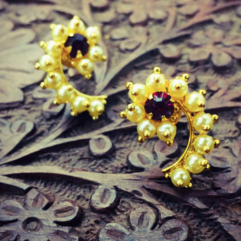 MOTI NATH DESIGN EARRING
