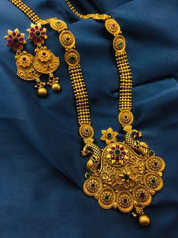 REGAL PESHWAI NECKLACE