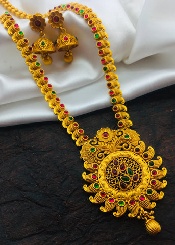 ROYAL DESIGNER NECKLACE