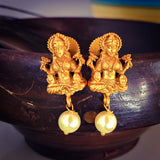 TEMPLE LAXMI WITH PEARL TOPS