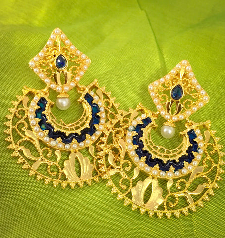 CHANDRAKOR EARRINGS