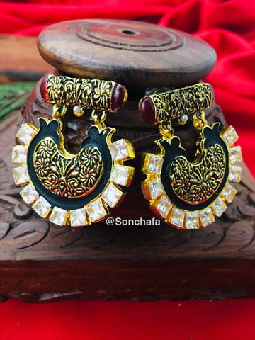 DESIGNER FANCY EARRINGS