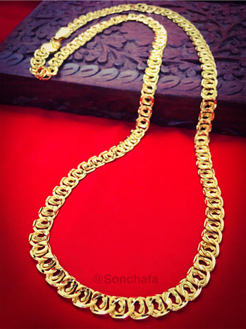 CLASSY GOLD PLATED CHAIN