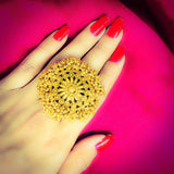 DESIGNER ANTIQUE RING