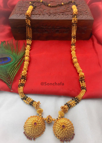TEMPLE MANGALSUTRA