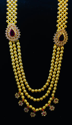 ROYAL MALHAR NECKLACE
