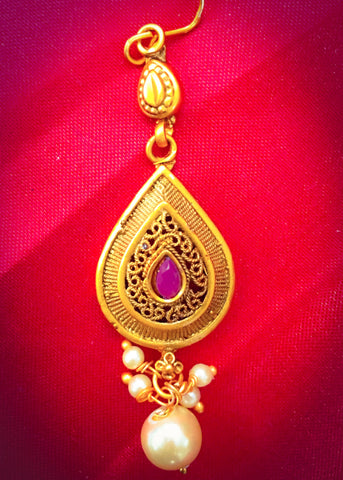 DROPLET DESIGN BINDI