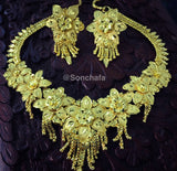 FLORET NECKLACE SET