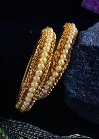 FANCY MOTI BANGLES