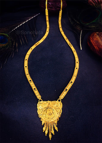 SIMPLE GOLD MANGALSUTRA