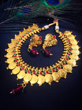 LAXMI COIN NECKLACE