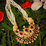 DESIGNER MOTI NECKLACE