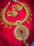 KUNDAN TRADITIONAL NECKLACE