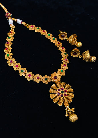 FLORET DESIGNER NECKLACE