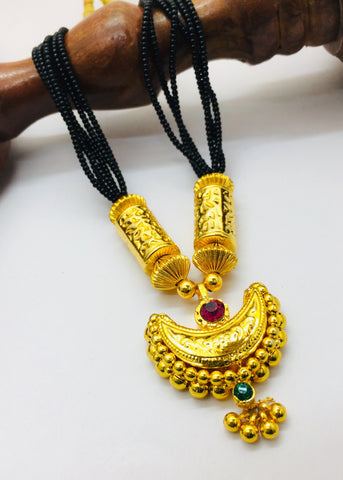 CHANDRACOR PENDENT SHIVAI MANGALSUTRA