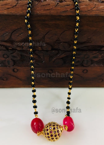 SIMPLE TRADITIONAL MANGALSUTRA