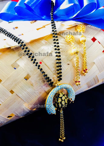 BEAUTIFUL ANTIQUE MANGALSUTRA