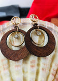 CIRCULAR EARRINGS