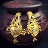 ADORABLE GOLD PLATED EARRINGS