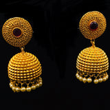 MATT GOLD JHUMKA