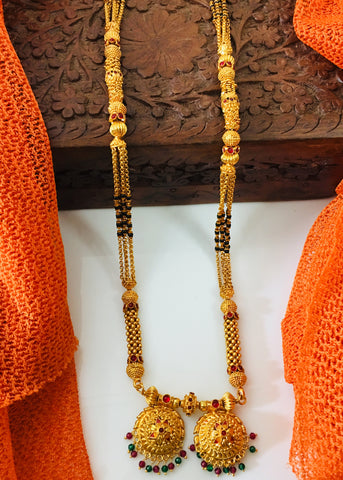 ROYAL TEMPLE MANGALSUTRA