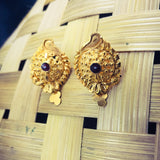 SIMPLE GOLD PALTED STUDS