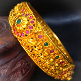 Graceful Design Peshwai Kada | Peshwai Alankar Jewellery | Buy Online | Sonchafa