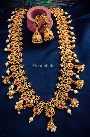 ROYAL PESHWAI NECKLACE