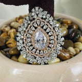BEAUTIFUL DIA DIAMOND RING