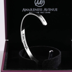Awareness Avenue 'I Am Enough' Bracelet