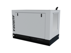 New Canopy Enclosure for Aurora Diesel Generators 0-20 kW