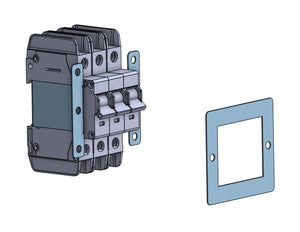 Circuit Breaker Mounting Kits | Front Mount Brackets