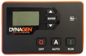 Front view of a DynaGen TG410 Controller