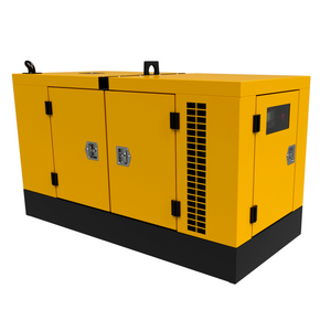 100 kW Diesel Generator with Enclsoure