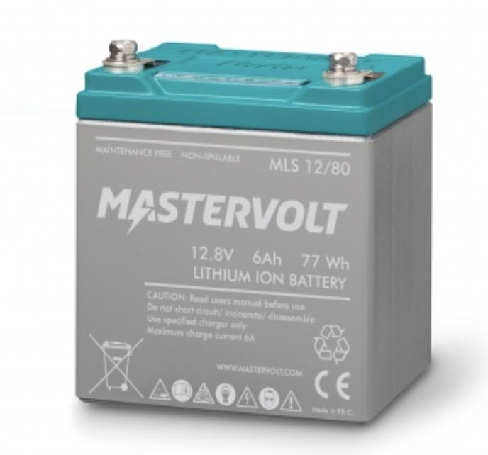 90 Ah | MASTERVOLT Lithium Ion Battery