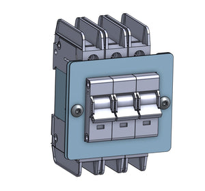 Panel Mount Circuit Breakers - Mounting Kit