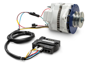 Alpha 12/130 MB | Alternator and Battery Charge Regulator