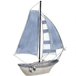 14 Sailing Boat (light blue)