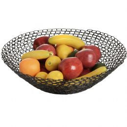 18 chain link centrepiece bowl