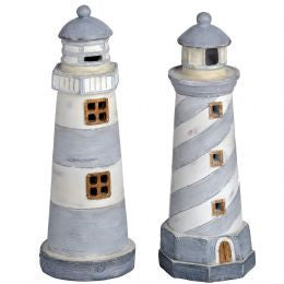 8 Lighthouse (set of two)