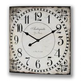 Antiquite De Paris Clock