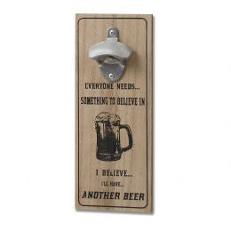 Bottle Opener (Wall mounted)