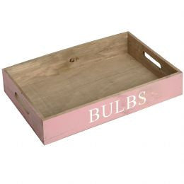 Bulbs Tray - Pink
