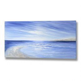 Calm Skies and Seas Canvas