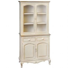 Cupboard With 2 Cuboards & Drawers