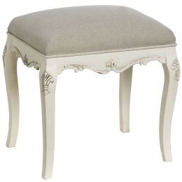 Country Dressing Table Stool