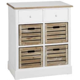 Hampshire Storage Unit with Twin Drawers