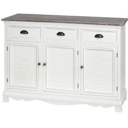 Sideboard with Drawers & Cabinets